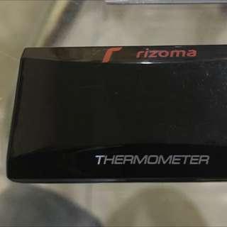 Digital water temperature gauge for Big Bikes