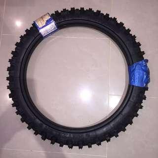 Brand New Metzeler MC5 Front Tyre 80/100-2