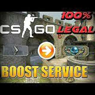 Coming Soon-CS:GO Boosting Service (Steam) (CSGO) (Game)