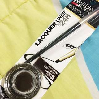 Loreal Gel Eyeliner With Brush