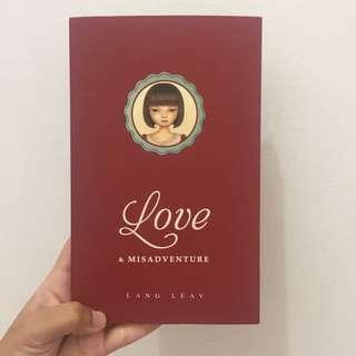 Buku Love and misadventure by lang leav