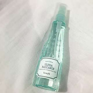 Benefit - Ultra radiance facial Hydrating Mist