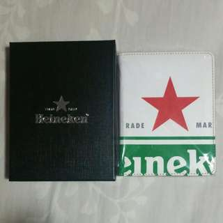 Heineken Passport Holder