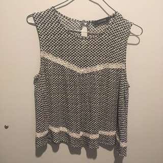 Glassons Singlet Top