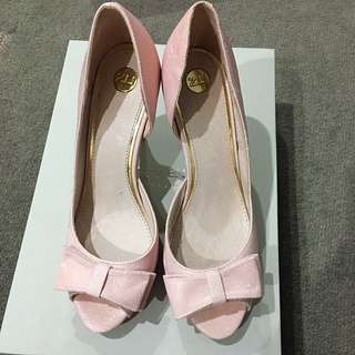 Pink & Blingbling Shoes