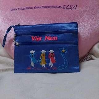越南帶回小收納包