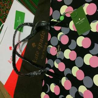 KATE SPADE (AUTHENTIC OVER RUN)