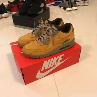 [SOLD] Nike Air Max Premium Wheat