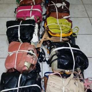 womens bags 100pcs