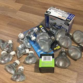 21 Light Bulbs