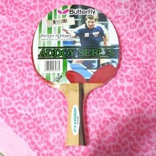 ADDOY Rubber Table Tennis Racket Bat