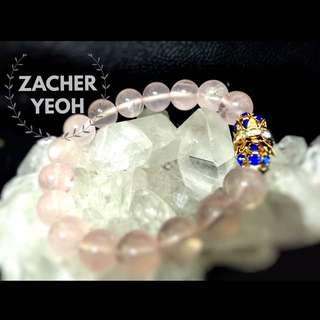 👍👍👍👍Pink Quartz Crystal (U.P $228)