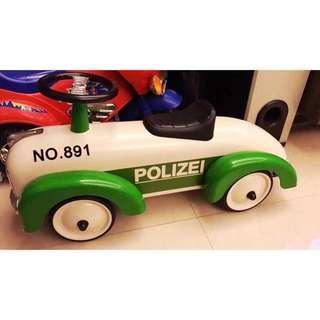 baghera polizei 891 法國兒童精品遊戲車