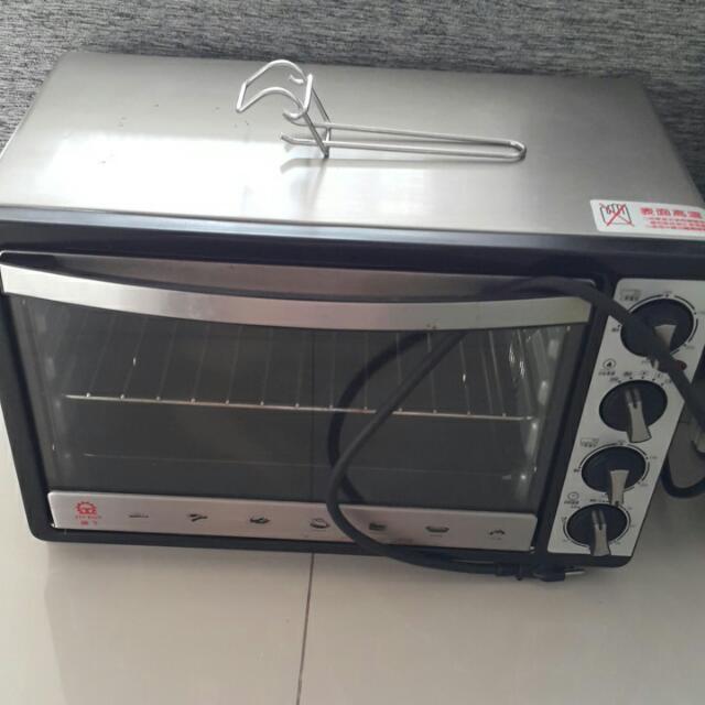 晶工炫風烤箱30公升