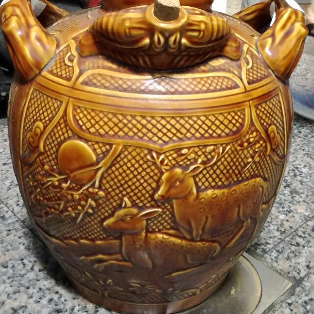 32公斤   酒甕