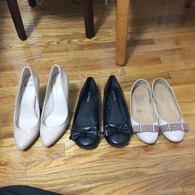 *Price Reduced* 3 Pairs Of Shoes For Sale! All For $13