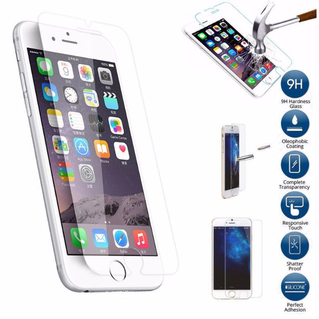3x Iphone 6/6s Screen Protector (Free Postage)