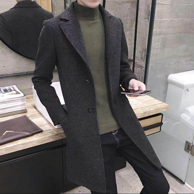 秋冬季款大衣