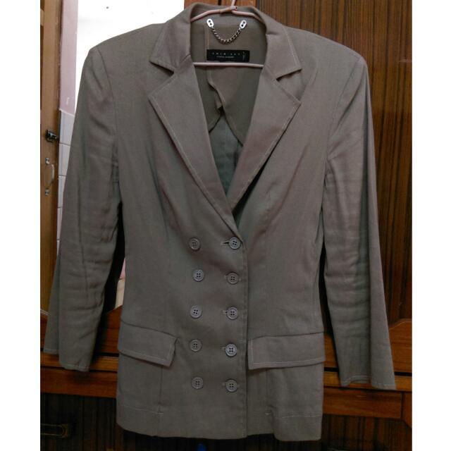 全新 TWIN-SET 西裝外套