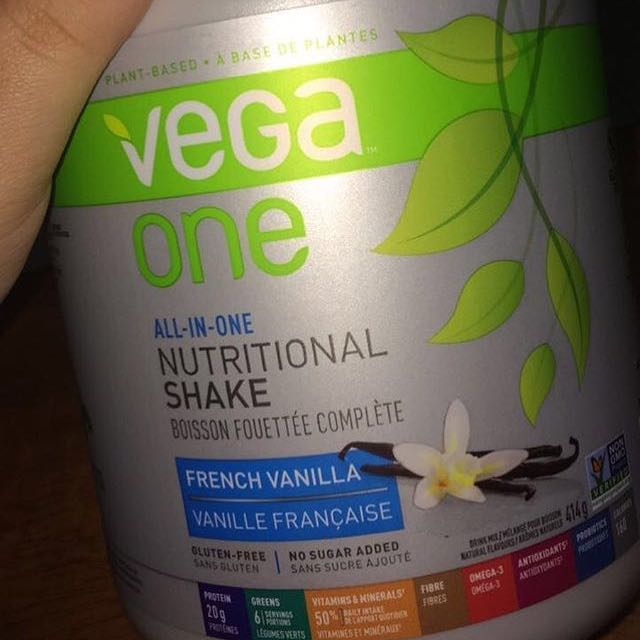 ALL IN ONE SHAKE
