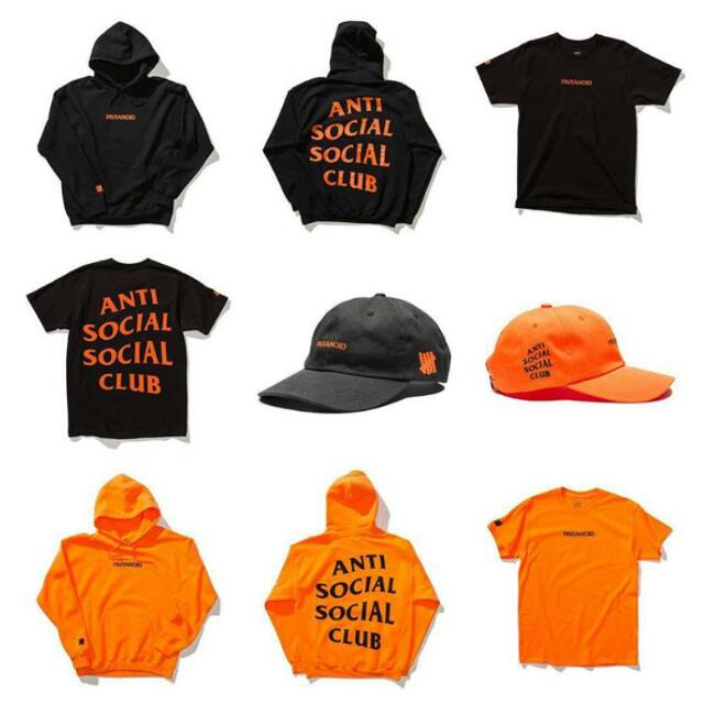 Anti Social Social Club Paranoid Edition