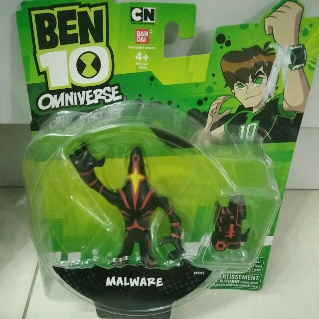 Ben 10 Omniverse Figure New 5 Each Toys Games Bricks Figurines On Carousell