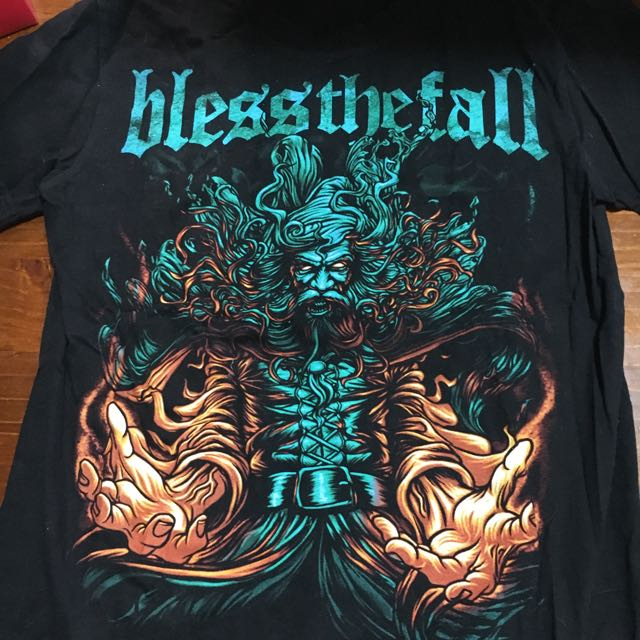 Bless The Fall Shirt