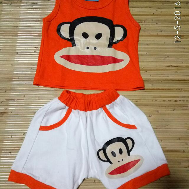 BN Sleeveless Baby Tee & Shorts *PRICE REDUCED*