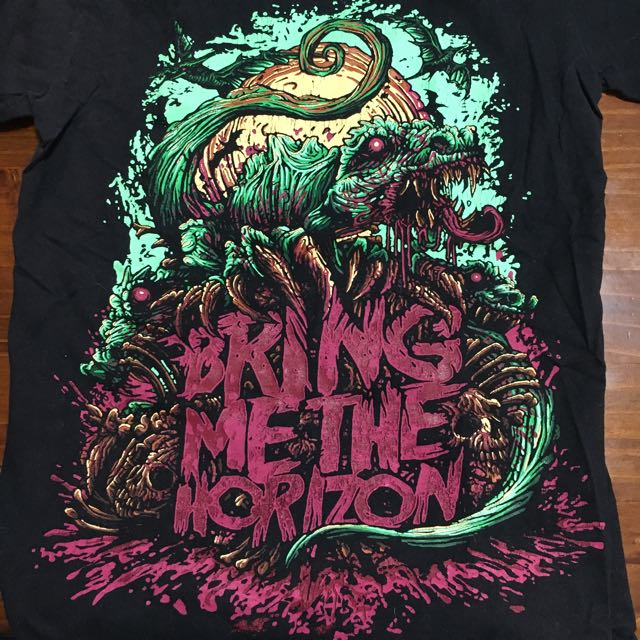 Bring Me The Horizon Band Shirt
