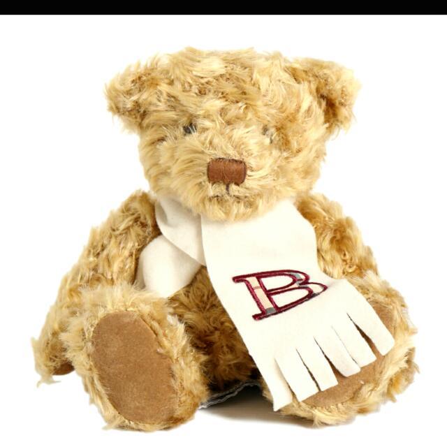 [清倉]正品Burberry 泰迪熊 五款任選