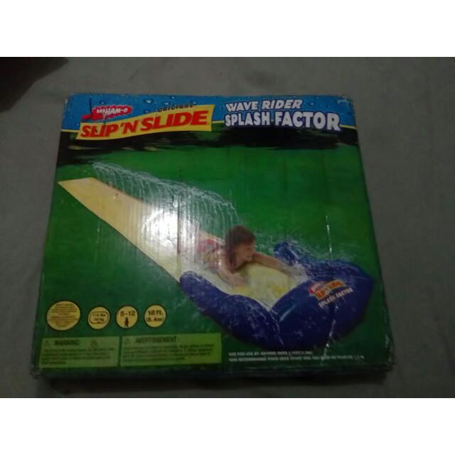 CHEAP SLIP N SLIDE SPLASH FACTORY