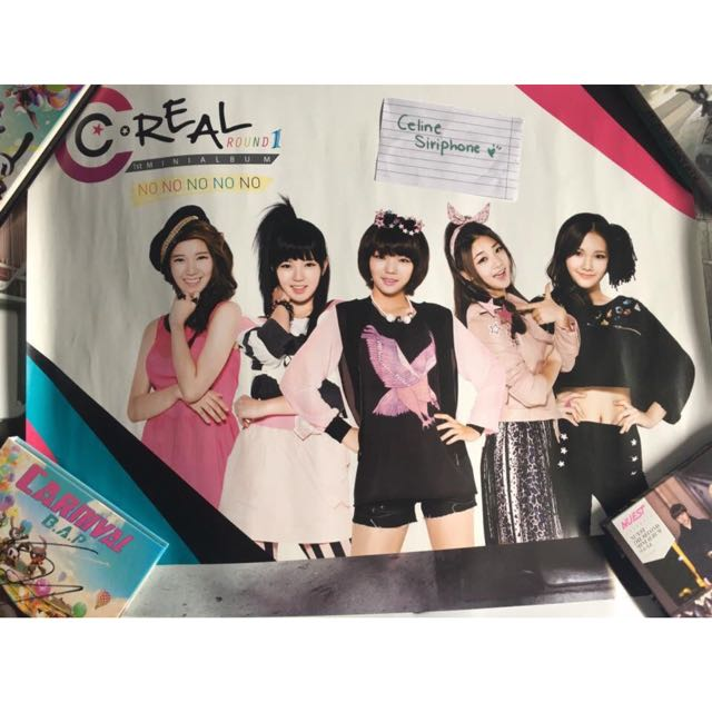 C-Real Poster