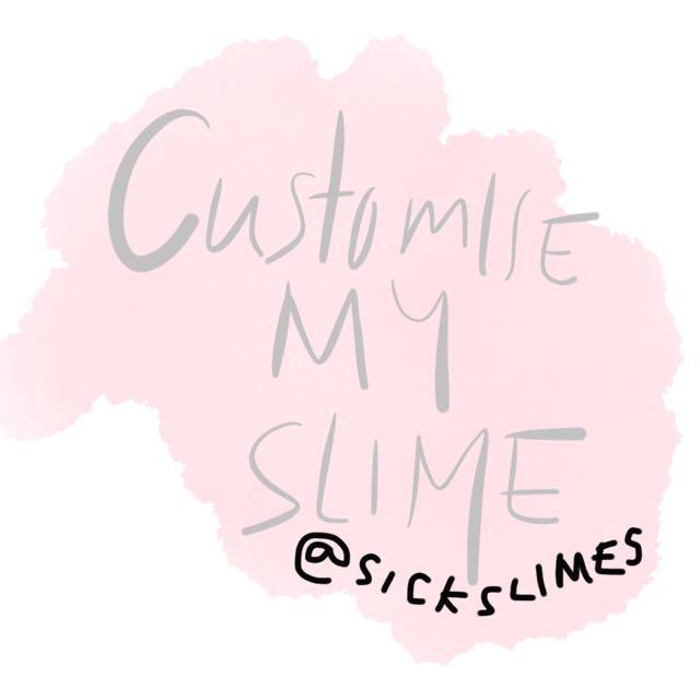 Custom Slime Maker