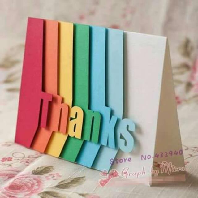 Customized/Personalized Cards