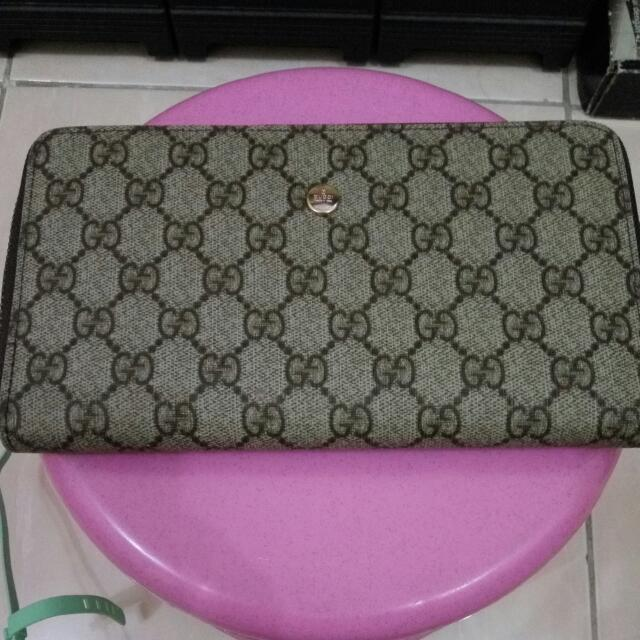 Dompet Gucci (Kw)