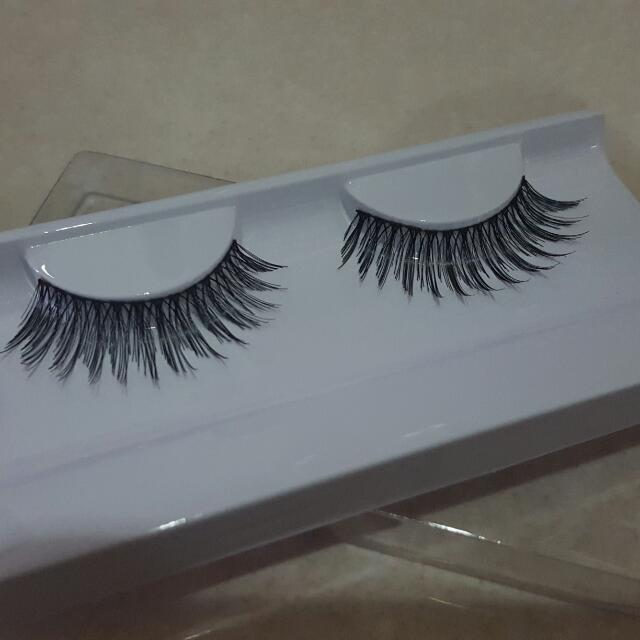 Eyelashes (01) Bulu Mata