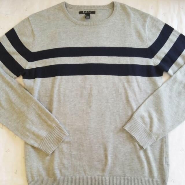 Forever21 灰色針織衫