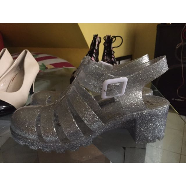 Forever 21 Jelly Shoes