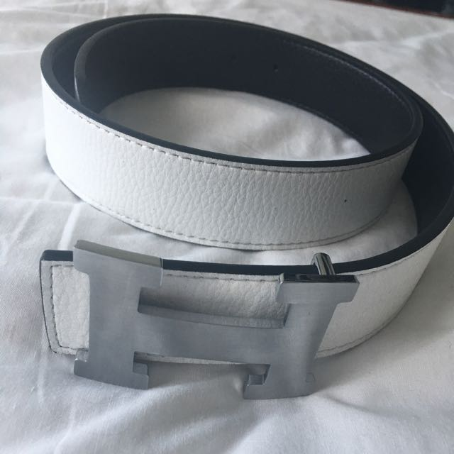 SOLD PENDING PICK UP Hermes Replica Belt
