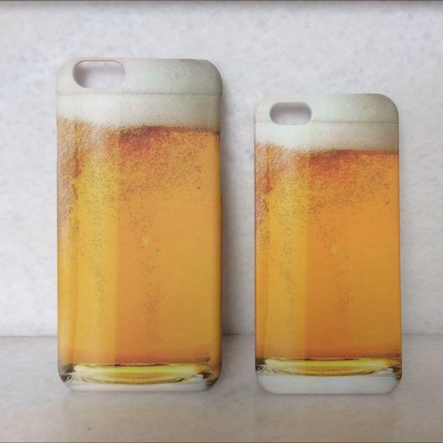 啤酒🍺手機殼i5.i6