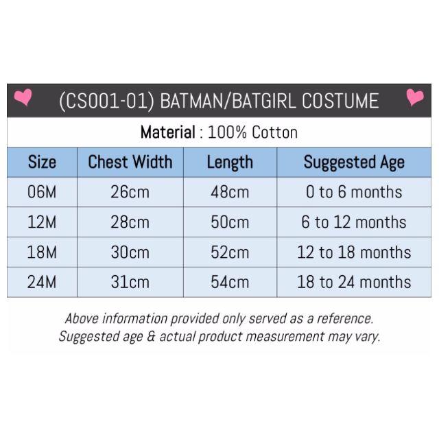 ✩Instock✩ Batgirl Costume - CS