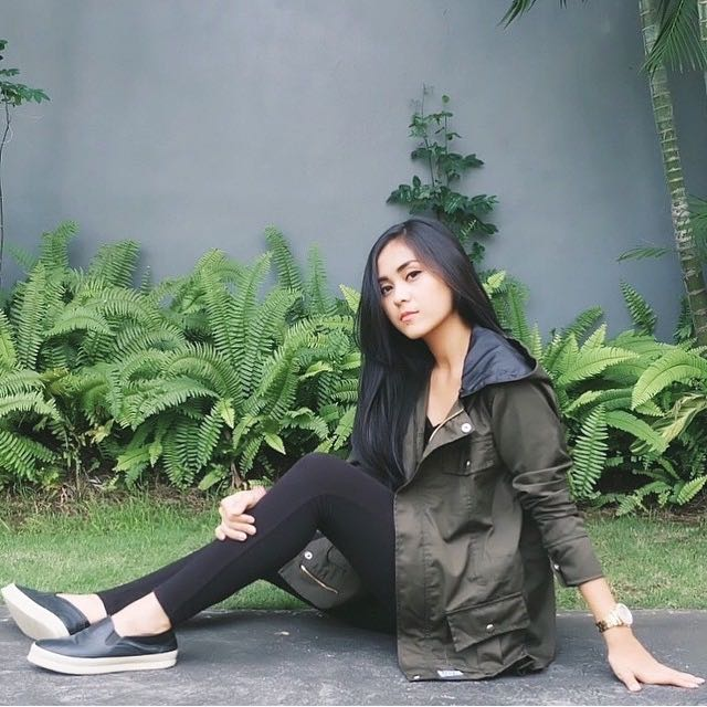 Jual Parka In Green Army