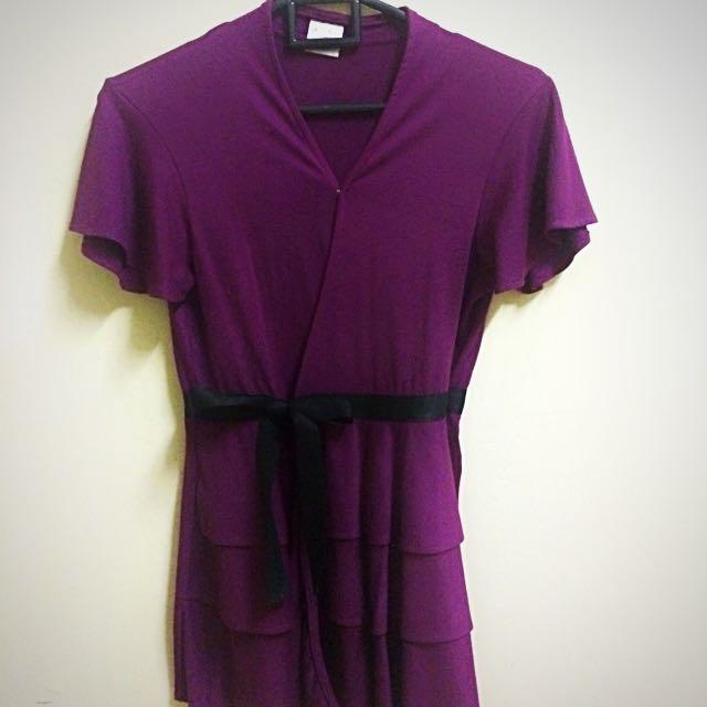 Kimono Style Top By X.M.L