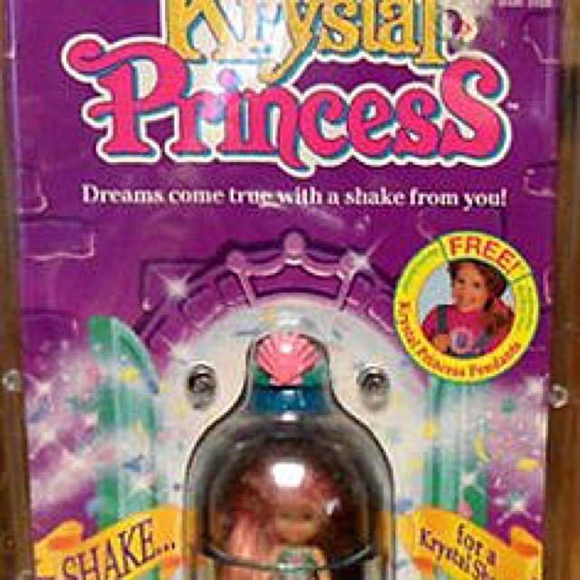 Krystal Princess Seashell