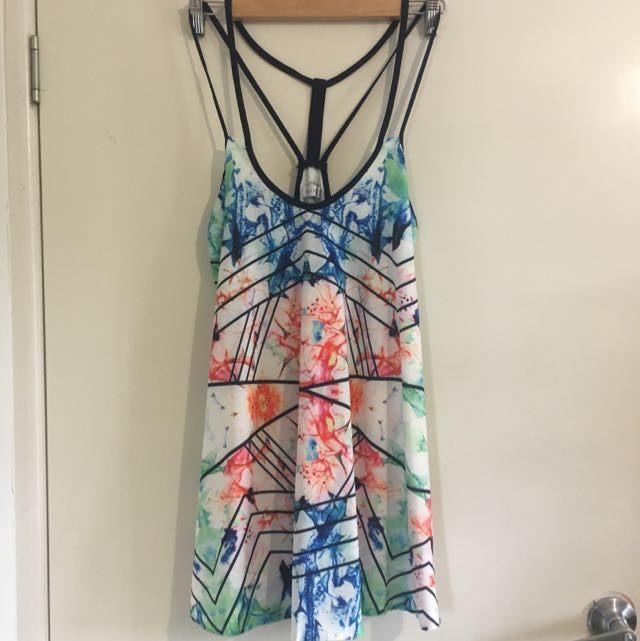 Ladies Size 8 Dress