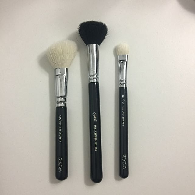 Makeup Brush Bundle
