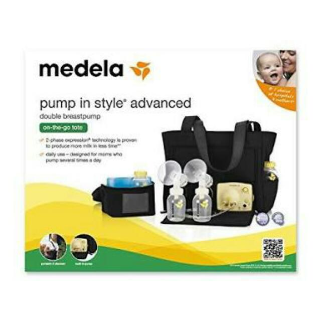Brand New Medela Pump In Style Advanced
