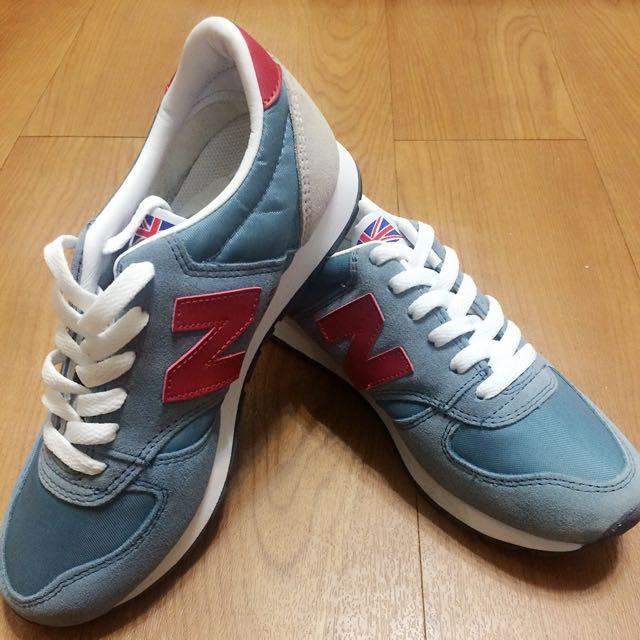 韓國麂皮N字鞋