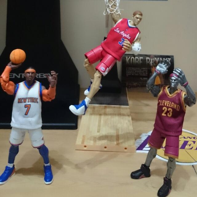 NBA Heroes Lebron James 詹姆斯 詹皇 騎士