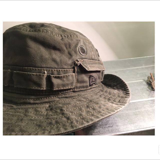 NEW ERA: Adventure Bucket Hat Edition